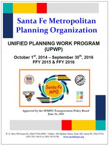 UPWP2015-2016